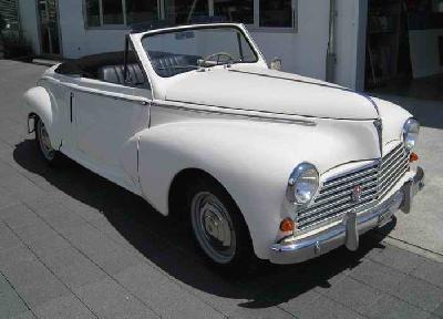 1952 peugeot 203 cabriolet specifications. Black Bedroom Furniture Sets. Home Design Ideas