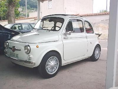 Send us more 1965 Abarth 595 pictures.