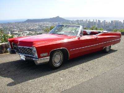 Nakamoto Brakes Review >> 1967 Cadillac DeVille Convertible specifications