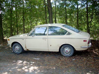 ... Anonymous user. Send us more 1970 Toyota Corolla 1200 Coupe pictures