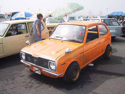 ... : Anonymous user. Send us more 1970 Daihatsu Fellow Max pictures
