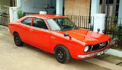 1972 Subaru Leone Station Wagon