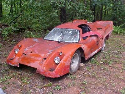 Porsche 917 specifications