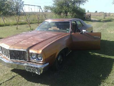 1972 ford torino sedan