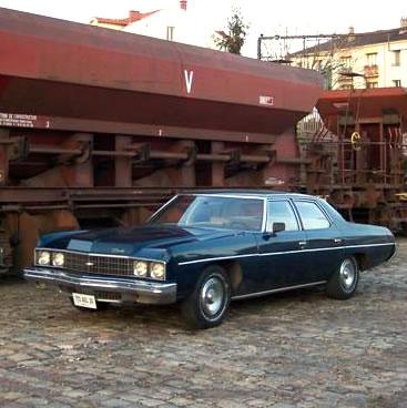 1973 Chevrolet Impala Specifications