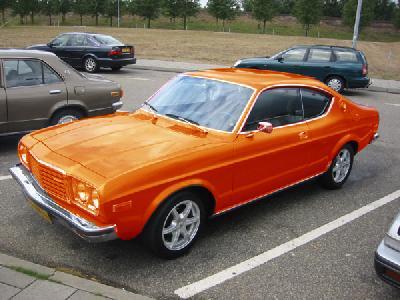 Mazda 929 Coupe 1974