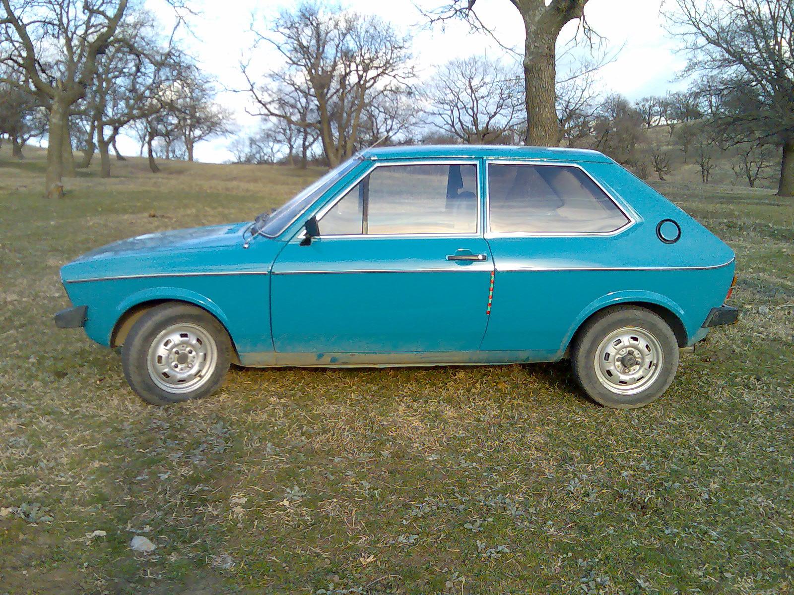 1975 Audi 50 pictures