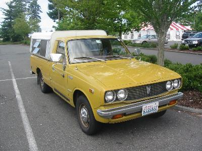 1976 Toyota Hilux Truck $3000 - Datsuns For Sale / Wanted - Ratsun ...