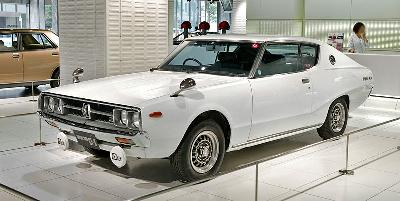 Nissan Skyline 1970-2000 - YouTube