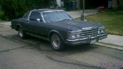 Chrysler Le Baron 1977