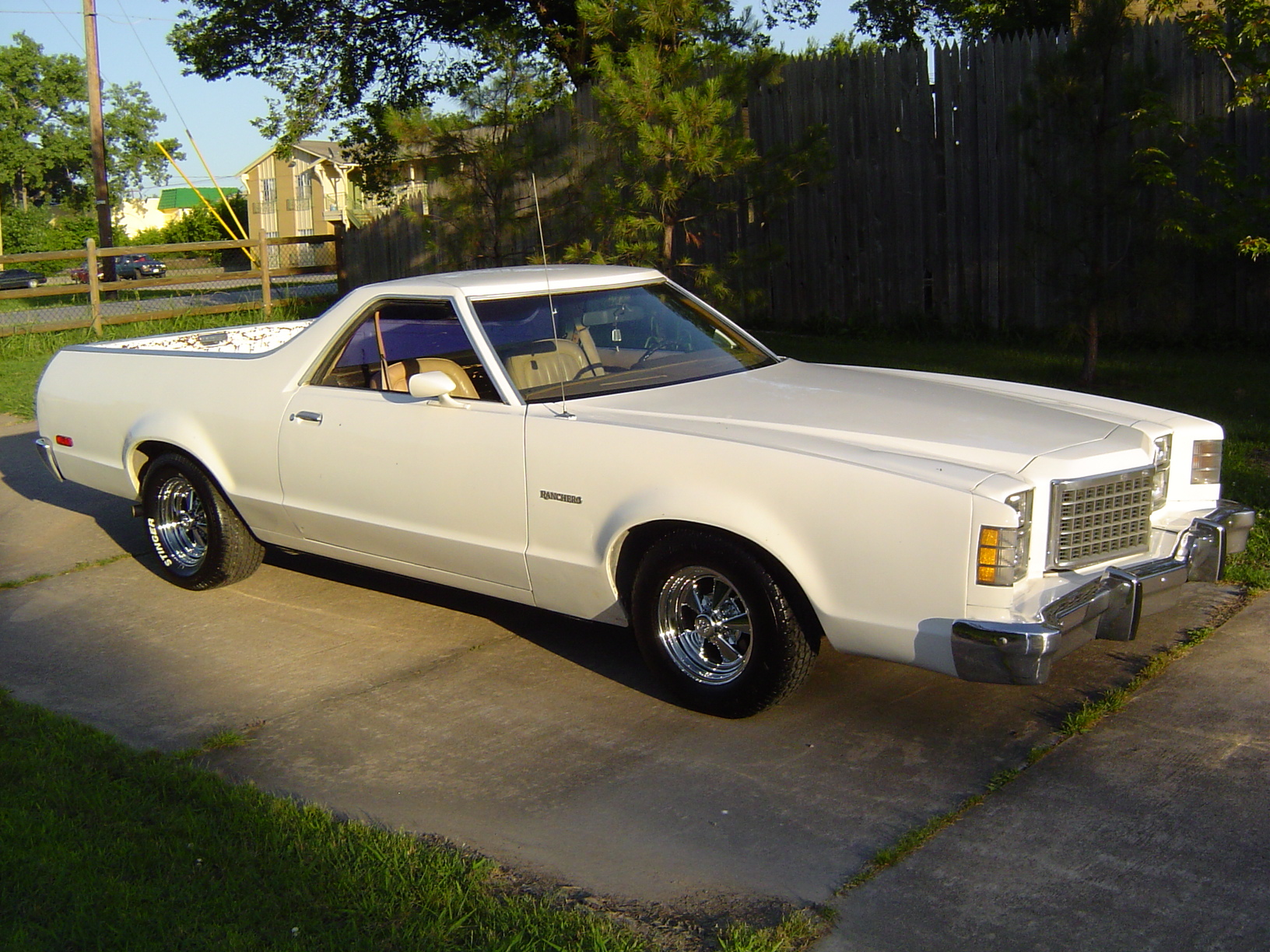 1979 ford ranchero 4000 automatic pictures - 1979 Ford Ranchero