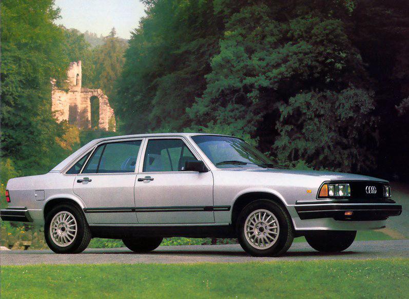1980 Audi 200 5t Pictures