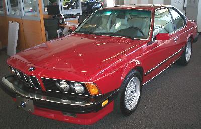1985 bmw m6 sale