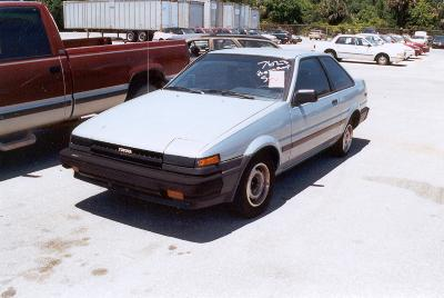 1985 toyota corolla station wagon specifications. Black Bedroom Furniture Sets. Home Design Ideas