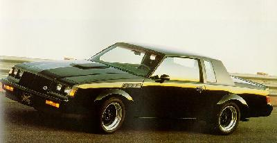 Buick Regal GNX 1987