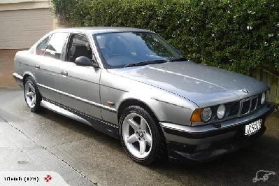 1988 BMW 520i Automatic…
