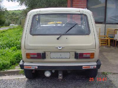 1988 lada niva 1 9 diesel picture. Black Bedroom Furniture Sets. Home Design Ideas