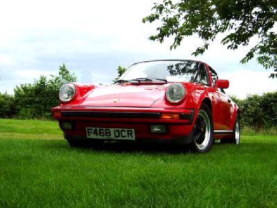 A 1989 Porsche 911