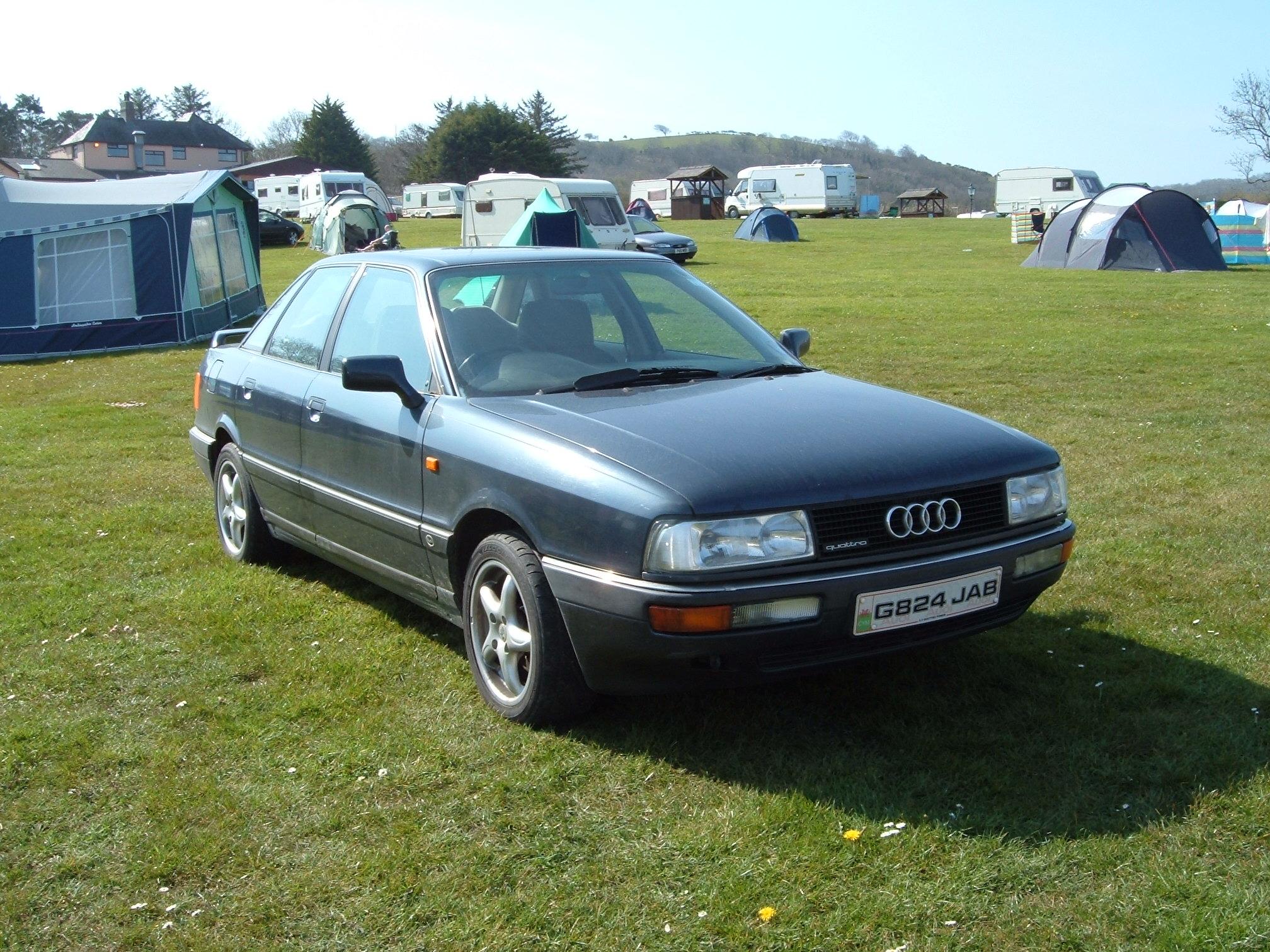 1990 Audi 90 Quattro Pictures