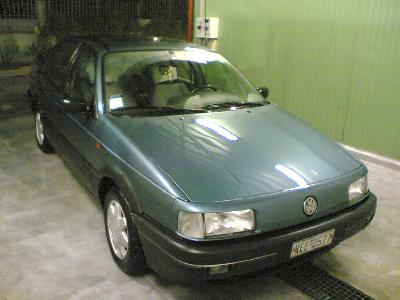 ... user. Send us more 1990 Volkswagen Passat GT G60 Syncro pictures