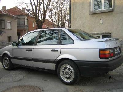 ... . Send us a photo of a 1990 Volkswagen Passat GT G60 Syncro Variant