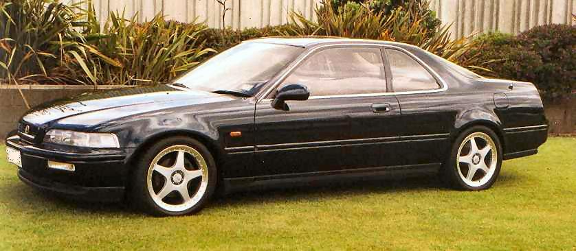 honda legend 1993: