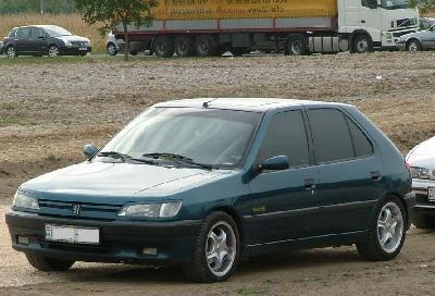 Peugeot 306 essence 1994