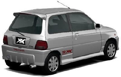 ... user. Send us more 1996 Daihatsu Mira TR-XX Avanzato R4 pictures