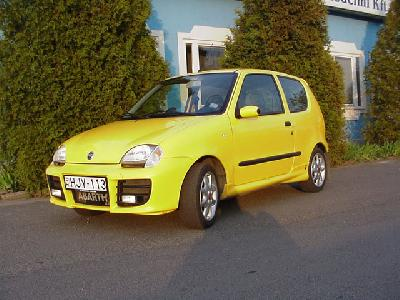 Fiat Seicento Sporting Fiat Seicento Sporting 1998