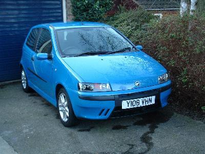 1999 Fiat Punto 1.9 JTD ELX