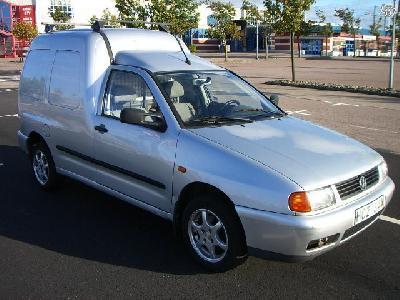 1999 Volkswagen Caddy