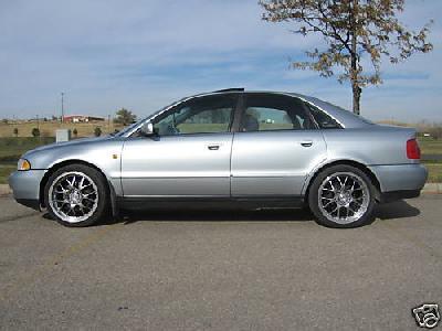Audi A4 18 T Automatic 1999