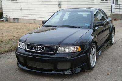 Audi S Cars - 2000 audi s4