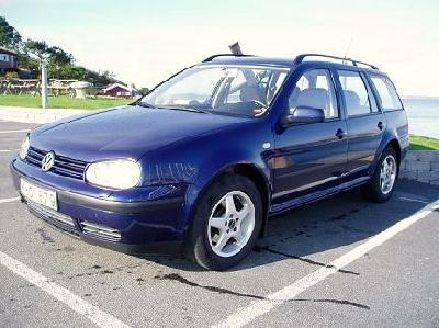 ... . Send us a photo of a 2000 Volkswagen Golf 1.9 TDi Variant 4Motion