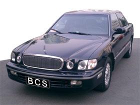 Hyundai Dynasty, 2001, presentation