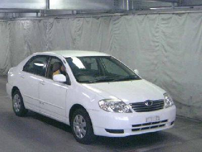 2003 toyota corolla verso specifications. Black Bedroom Furniture Sets. Home Design Ideas