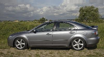 Elegant Mazda 6 Sport 2.3 Top 2003