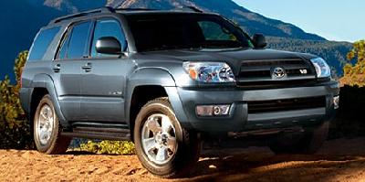 toyota 4runner limited v8 2005 pictures specs. Black Bedroom Furniture Sets. Home Design Ideas
