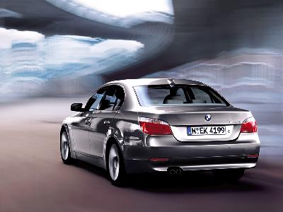 Picture credit: BMW. Send us more 2005 BMW 530i Automatic pictures.