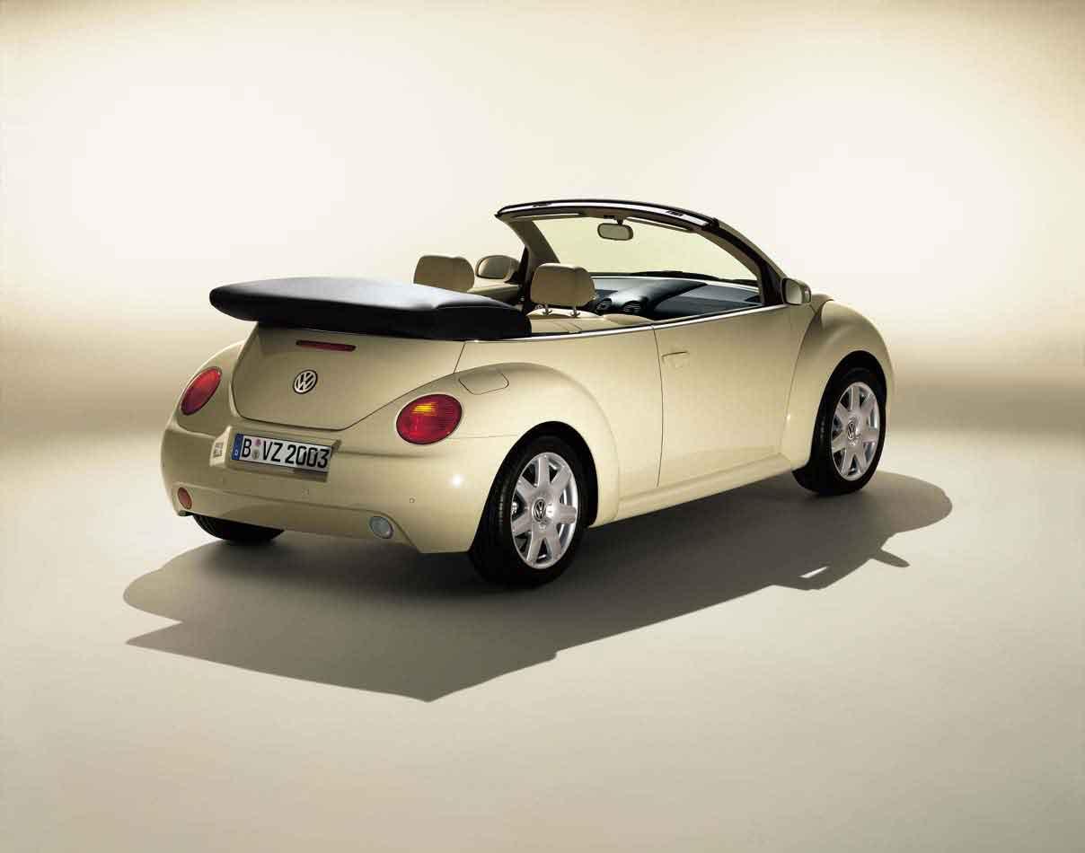 2005 Volkswagen New Beetle 2 0 Cabriolet Pictures