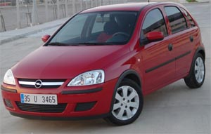 opel corsa 1 2 twinport 2005 pictures specs. Black Bedroom Furniture Sets. Home Design Ideas
