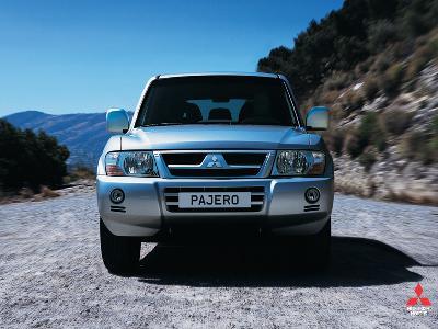 Send us a photo of a 2005 Mitsubishi Pajero Sport.