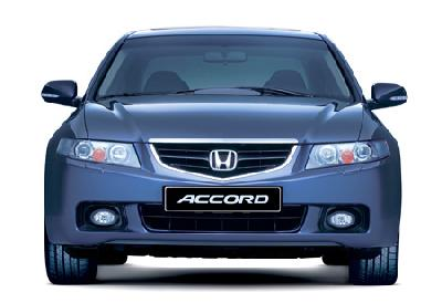 Honda Accord 2 4 Type S 2005