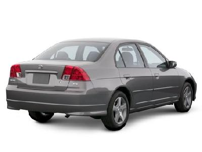honda civic sedan lx automatic 2005 pictures specs. Black Bedroom Furniture Sets. Home Design Ideas