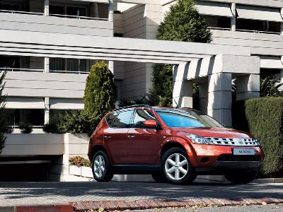 nissan murano sl awd 2005 pictures specs. Black Bedroom Furniture Sets. Home Design Ideas