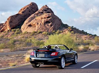 ... Chrysler. Send us more 2005 Chrysler Crossfire SRT-6 Roadster pictures