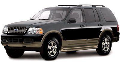 ford explorer eddie bauer 4 0 4x4 2005 pictures specs. Black Bedroom Furniture Sets. Home Design Ideas