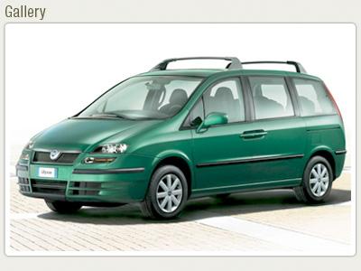 Fiat Ulysse Minivan. Fiat Ulysse 2.0 JTD 2005