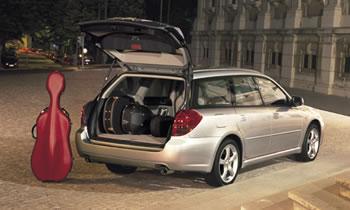 Subaru Legacy 2 0 GT SportsWagon SportShift AWD 2005