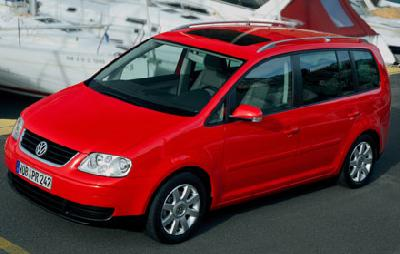 volkswagen touran 2 0 fsi highline 2005 pictures specs. Black Bedroom Furniture Sets. Home Design Ideas